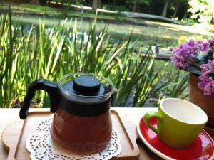 熱伯爵香柚茶